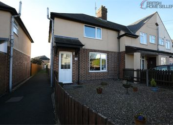 Thumbnail 3 bed semi-detached house for sale in Welby Lane, Melton Mowbray, Leicestershire