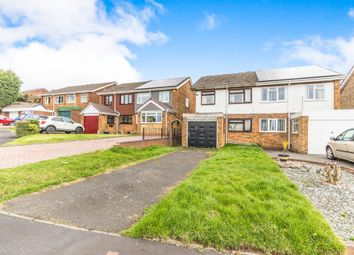 Thumbnail 3 bedroom semi-detached house for sale in Cambourne Road, Rowley Regis