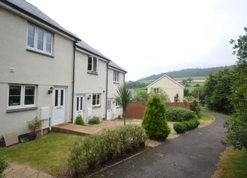 Thumbnail 2 bedroom terraced house for sale in Betjeman Close, Sidmouth, Devon