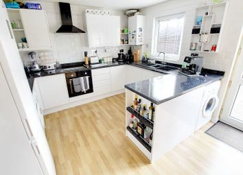 Thumbnail 4 bed semi-detached house for sale in Welbourne, Werrington, Peterborough