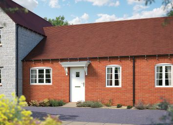 "Thumbnail 2 bed bungalow for sale in ""The Whittlebury"" at Towcester Road, Silverstone, Towcester"