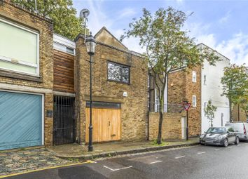 1 bed terraced house for sale in Barnsbury Terrace, London N1