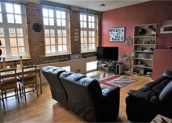 Thumbnail 2 bedroom maisonette for sale in 141 Clare Street, Northampton
