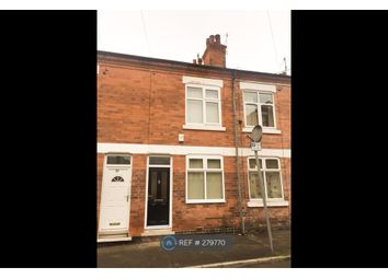 Thumbnail 2 bed terraced house to rent in Woodville Road, Nottingham