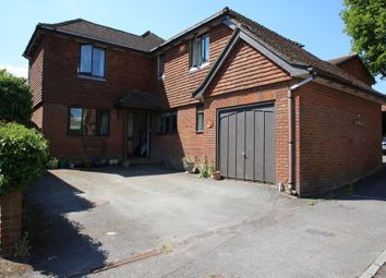 Thumbnail 3 bedroom detached house for sale in Broadview Close, Binsted, Alton