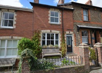 Thumbnail 3 bed terraced house for sale in Lustleigh, Newton Abbot