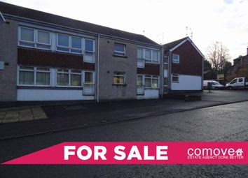 Thumbnail 1 bed flat for sale in Orchard Street, Galston