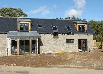 Thumbnail 4 bed semi-detached house for sale in West Park Farm, Dunkeld Road, Aberfeldy