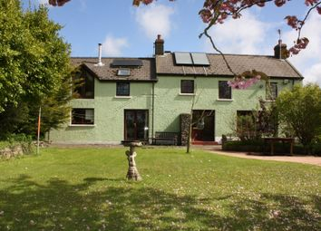 Thumbnail 4 bed farmhouse for sale in Crundale, Haverfordwest