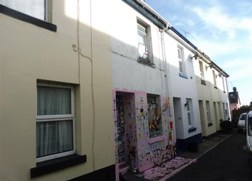 Thumbnail 2 bed terraced house for sale in Brent Road, Paignton