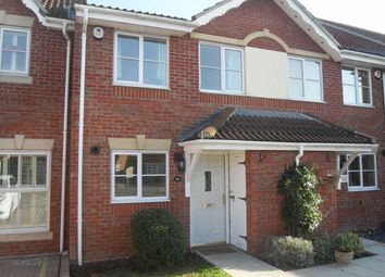 Thumbnail 2 bed terraced house to rent in Kingsley Meadows, Wickford, Essex