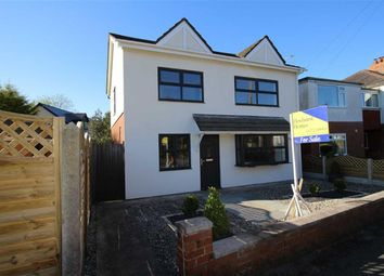 Thumbnail 3 bed detached house for sale in Princes Drive, Fulwood, Preston