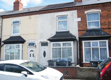 Thumbnail 2 bedroom terraced house for sale in Berkeley Road East, Yardley, Birmingham