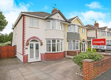 Thumbnail 3 bed semi-detached house for sale in Uplands Road, Willenhall