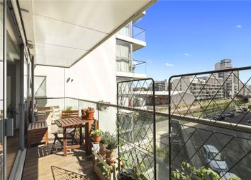 Thumbnail 2 bed flat for sale in Abbott's Wharf, 93 Stainsby Road, London