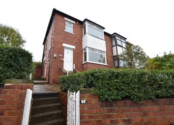 Thumbnail 3 bed semi-detached house for sale in Armley Ridge Road, Armley, Leeds, West Yorkshire