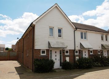Thumbnail 3 bed end terrace house for sale in Merryweather Way, Basingstoke