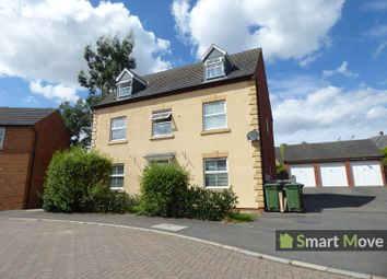 Thumbnail 6 bed property for sale in Marketstede, Hampton Hargate, Peterborough, Cambridgeshire.
