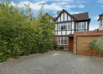 Thumbnail 4 bed semi-detached house for sale in West Close, Greenford