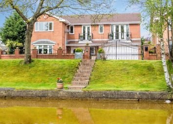 Thumbnail 4 bed detached house for sale in Drywood Avenue, Manchester