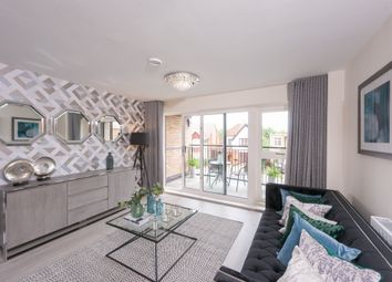 Thumbnail 2 bedroom flat for sale in Trinity, Windsor Road, Slough