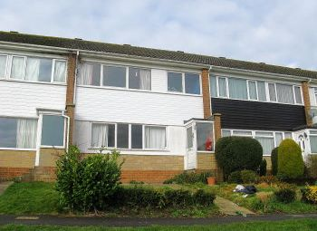 Thumbnail 3 bed terraced house to rent in Fishweir Fields, Bridport