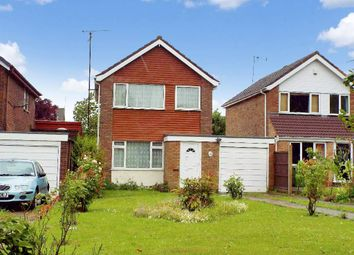 Thumbnail 3 bed detached house for sale in Fellows Close, Wollaston, Northamptonshire