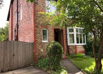 Thumbnail 4 bed semi-detached house for sale in Arthog Drive, Hale, Altrincham
