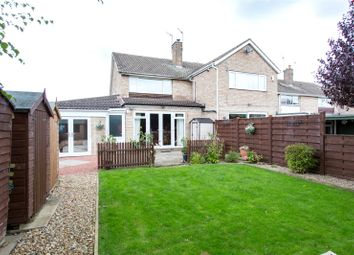 Thumbnail 4 bedroom semi-detached house for sale in Ryecroft Avenue, York