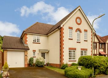 Thumbnail 4 bed detached house for sale in Sweet Bay Crescent, Ashford