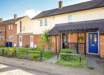 Thumbnail 2 bedroom semi-detached house for sale in Norfolk Road, Wyton, Huntingdon