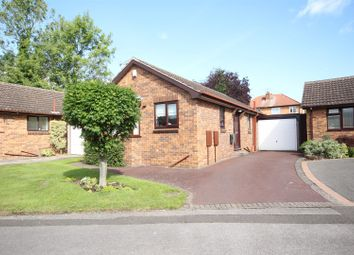 Thumbnail 2 bed detached bungalow for sale in Hollowood Avenue, Littleover, Derby