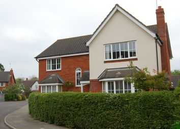 Thumbnail 5 bedroom detached house for sale in Gurdon Road, Grundisburgh, Woodbridge