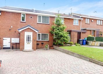 Thumbnail 2 bed terraced house for sale in Marlborough Way, Uttoxeter
