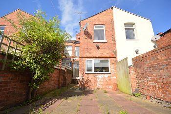 Thumbnail 3 bedroom terraced house to rent in Underwood Lane, Crewe