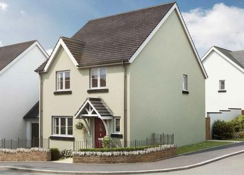Thumbnail 4 bed semi-detached house for sale in Church Walk Exeter Road, Newton Abbot