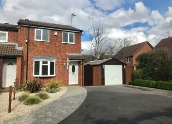 Thumbnail 3 bed semi-detached house for sale in Luccombe Drive, Alvaston, Derby