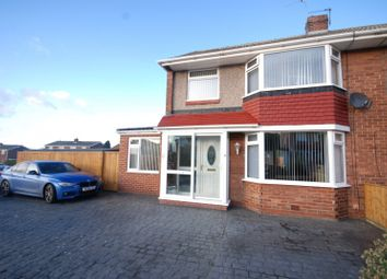 Thumbnail 3 bed semi-detached house for sale in Kendal, Birtley, Chester Le Street