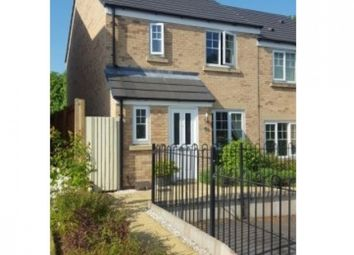 Thumbnail 3 bed end terrace house for sale in Beech View Drive, Buxton, Derbyshire