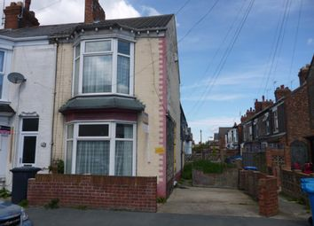 Thumbnail 2 bedroom end terrace house to rent in Edgecumbe Street, Newland Avenue, Hull