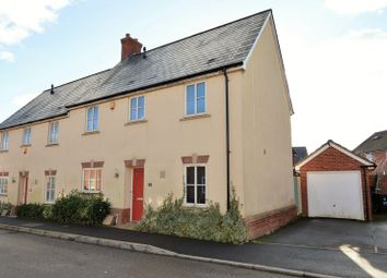 Thumbnail 3 bedroom semi-detached house for sale in Allen Road, Shaftesbury