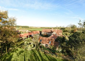 Thumbnail 7 bed detached house for sale in Holt Road, Sharrington, Melton Constable