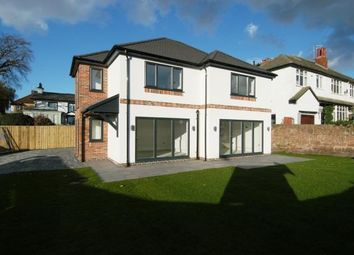 Thumbnail 4 bed detached house for sale in Darmonds Green, West Kirby