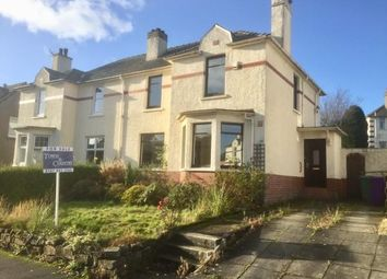 Thumbnail 3 bed semi-detached house for sale in Baronald Drive, Kelvinvale, Glasgow