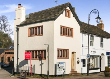 Thumbnail 1 bed property for sale in The Village, Prestbury, Macclesfield, Cheshire