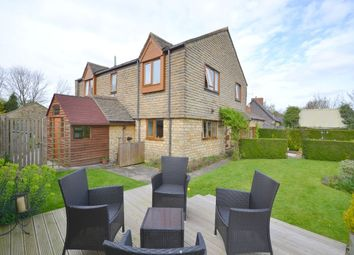 Thumbnail 5 bed detached house for sale in Main Street, Woodend, Towcester