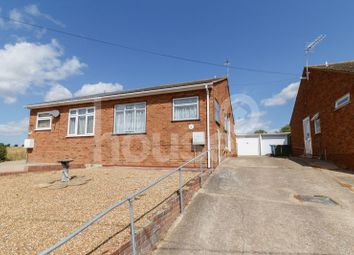 Thumbnail 2 bed semi-detached bungalow for sale in Knoll Way, Warden, Sheerness