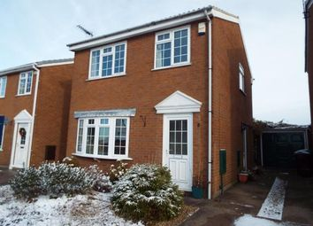 Thumbnail 3 bed detached house for sale in Hawley Mount, Mapperley, Nottingham