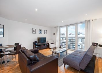 Thumbnail 1 bed flat to rent in Island Apartments, Basire Street, London