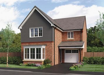 "Thumbnail 3 bed detached house for sale in ""Malory"" at Hastings Close, Chesterfield"
